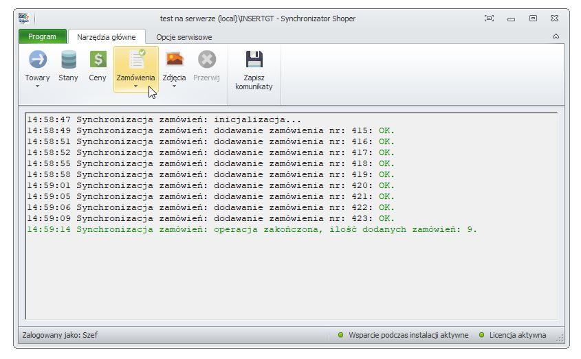 832b0adca6e4c2 Synchronizator Shoper - Rozwiązania Partnerskie - InsERT