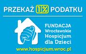 Przekaż 1% podatku - Fundacja Wrocławskie Hospicjum dla Dzieci